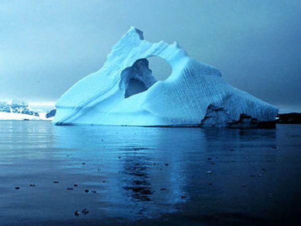 Antartika'da yeni keşifler
