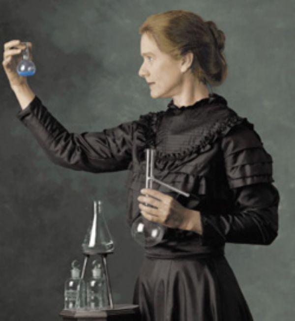 Bilim ugruna ölen kadin Marie Curie