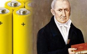 PIlIn babasi: Alessandro Volta