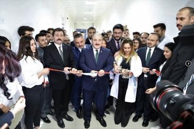 Sanayi ve Teknoloji Bakanı Mustafa Varank, Tekafos tarafından kurulan GMKA Destekli Süt Ürünleri Araştırma Laboratuvarının Açılışını Yaptı