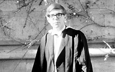 Stephen Hawking'in Doktora Tezi Yayınlandı