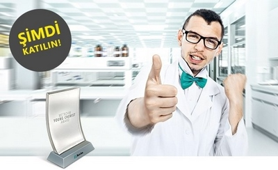Metrohm Genç Kimyager Ödülü 2018 İçin Başvuru Yapabilirsiniz.