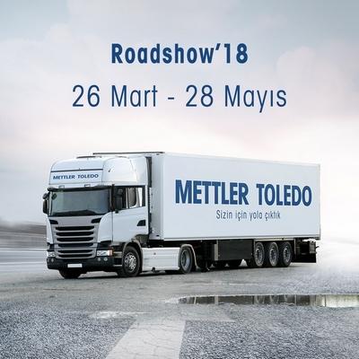 METTLER TOLEDO Türkiye - Roadshow'18