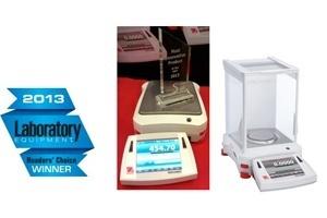 """OHAUS Explorer® """"En İyi Tartı"""" ve """"Yılın En Yenilikçi Ürünü""""nü oyladı"""