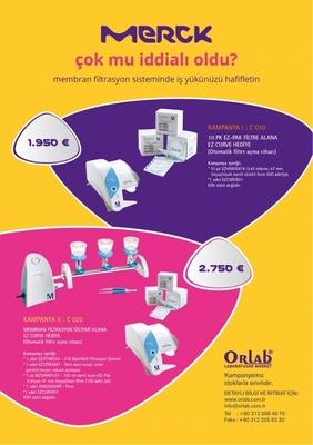 Membran Filtrasyon Ürünlerinde Kampanya...