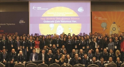 VSY Biotechnology'den gerçekleştirilmek istenen büyük hedefler!